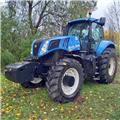 New Holland T 8.390، 2013، الجرارات