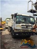 Nissan CWB450, 2013, Site dumpers
