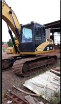 Caterpillar 315 D L, 2008, Crawler Excavators