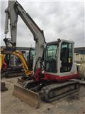 Takeuchi TB145, 2005, Mini excavators < 7t (Penggali mini)