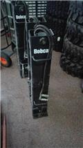 Bobcat rear stabilizers, 2017, Rammer / Chassis