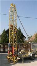 KTM kútfúrógép well drilling Brunnenbohrmaschine 02, 2016, เครื่องเจาะบ่อน้ำบาดาล