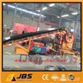 JBS MC2540 Mobile and screening plant 10tph, 2021, Aggegate Equipment