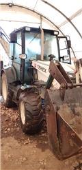 Terex 860 SX, 2013, Backhoe loaders