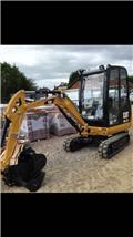 Caterpillar 301.7 D, 2015, Mini excavators < 7t (Mini diggers)