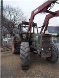 Fendt 611 LSA, Trasmissione
