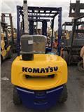 Komatsu FD 30 T-17, 2016, Diesel trucks