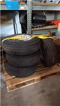 Genie Z45-25JDC 4 Räder ausgeschäumt, 2021, Tires, wheels and rims
