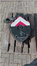 Faun 20 t Hook block, 20 t Hakenflasche, Nosturien osat ja lisävarusteet