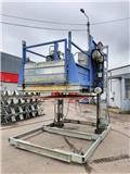 Geda 1500 Z ZP, 2008, Vertical mast lifts