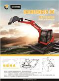 Cathefeng CATHEFENG35-9C, 2018, Excavadoras sobre orugas