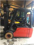 Linde 386, 2010, Electric forklift trucks