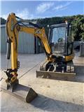 JCB 8026, 2017, Mini excavators < 7t (Mini diggers)