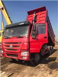 Howo 6*4 375 dump truck, 2016, Minidumpperit