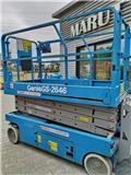 Genie GS 2646, 2006, Ollós emelőkosarak