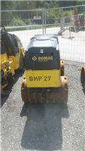 Bomag BMP 8500, 2016, Single drum rollers