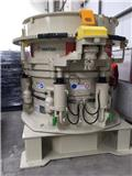 Constmach Metso HP 300 Cone Crusher Best Capacity, 2020, Trupintuvai