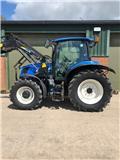 New Holland T 6.120, 2015, Tractors