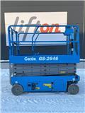 Genie GS 2646, 2010, Saxliftar
