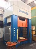 EMANUEL 400 TON DEA 400/2500, Waste compressors