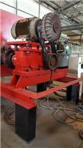 macinatore monoalbero BANO mod ral 1200/500, Atkritumpārstrādes rūpnīca