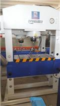 Pressa ADRIA MACCHINE portata 100 ton, Prügipressid