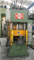 Pressa Galfer 60 TON, Waste compressors