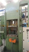 Pressa idraulica CMU 70 ton, Compressori per rifiuti