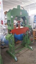 Pressa per officina 50 ton, Prügipressid