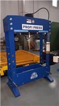 Pressa per officina nuova 100 ton, Atkritumu kompresori