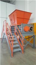 Trituratore NUOVO zero ore, Atkritumpārstrādes rūpnīca