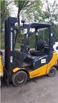 Jungheinrich TFG 320, 2011, LPG (dujiniai) krautuvai