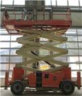 JLG 4394 RT, 2007, Scissor Lifts