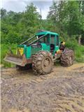 Timberjack 450C, 1994, Arrastradoras de troncos
