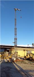 Cinomatic E 2000, 1990, Tower Cranes
