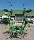 Stoll 660 HYDRO, Rakes and tedders