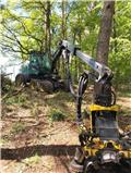 Timberjack 1070D, 2000, Harwestery