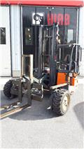 Moffet M4 25.4, 2011, Truck Mounted Forklifts