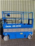Genie GS 2032, 2008, Nůžková zvedací plošina