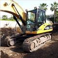 Caterpillar 323 D, 2008, Midi excavators  7t - 12t