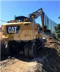 Caterpillar M 318, 2015, Mini Excavators <7t (Mini Diggers)