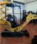Caterpillar 301.7 D, 2015, Mini excavadoras < 7t