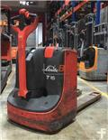 Linde T16, 2011, Low lifter