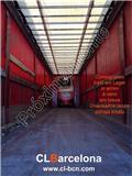 Linde T20, 2006, Porta palettes