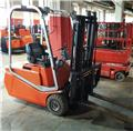 BT C3E 160 // Duplex / HH 2.875 mm / FH 1.350 mm / S, 2010, Electric Forklifts