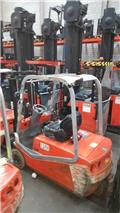 BT C3E 160L // Duplex / HH 2.875 mm / FH 1.500 mm /, 2009, Electric Forklifts