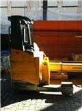 Jungheinrich ETV 320, 2007, Reach truck - depo içi istif araçları