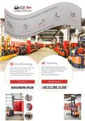 Linde L 16 // 3.273 Std. / HH 2.930 mm / FH 1.400 mm / D, 2012, Apiladores eléctricos