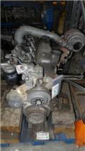 CASE CX 240, Motores