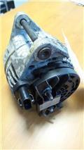 CASE WX 150, Motores